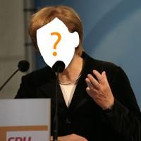 Der Fremde aus dem Parlament - auf Grundlage eines Fotos von Flcikr-user cgommel