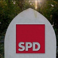 SPD Grabstein
