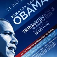 Obama im Tiergarten